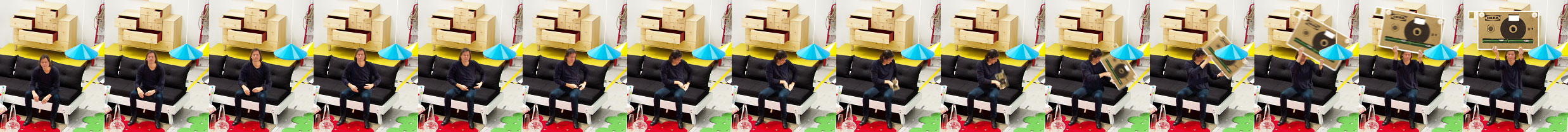 Experience IKEA PS 2012 in real homes!